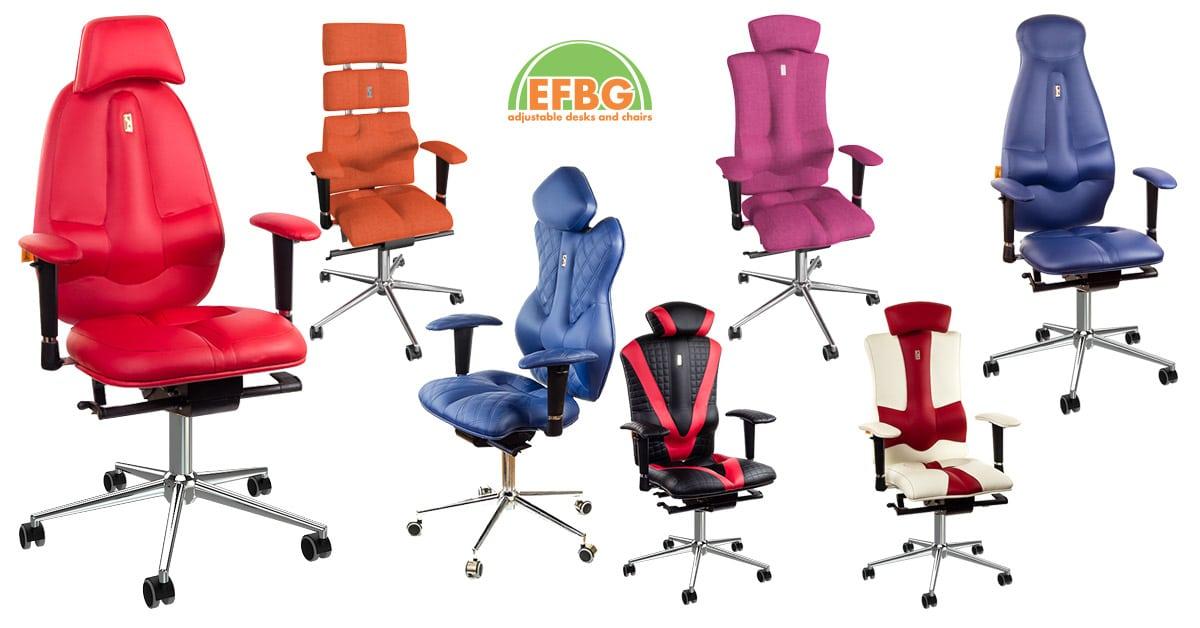 Ергономични офис столове