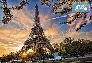 Романтична екскурзия в Париж