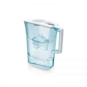 Кана за филтриране на вода филтрираща кана Laica Prime Line Spring Blue J51AC
