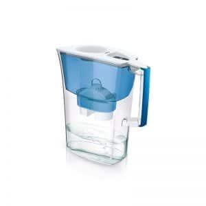 Кана за филтриране на вода кана Laica Prime Line Nature Blueberry J51BC