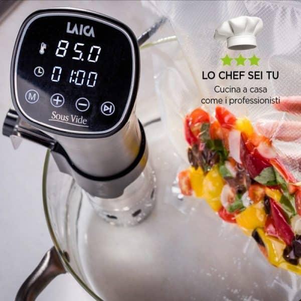 Подвижен уред за су вид готвене Laica SVC100
