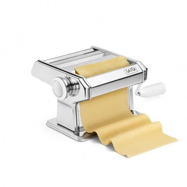 Промо пакет от ръчна машина за прясна паста Laica PM0500 и стойка за сушене на прясна паста APM002