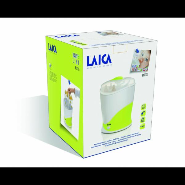 Стерилизатор с пара за шишета Laica BC1005