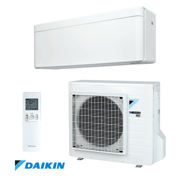 Инверторен климатик Daikin FTXA50AW/RXA50B WHITE STYLISH