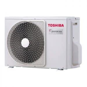 Инверторна мултисистема Toshiba RAS-2M18S3AV-E
