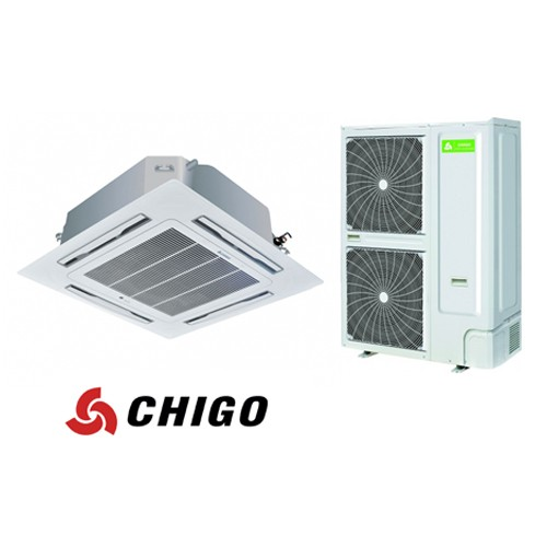 Конвенционален климатик Chigo касетен тип CCA-48HR1