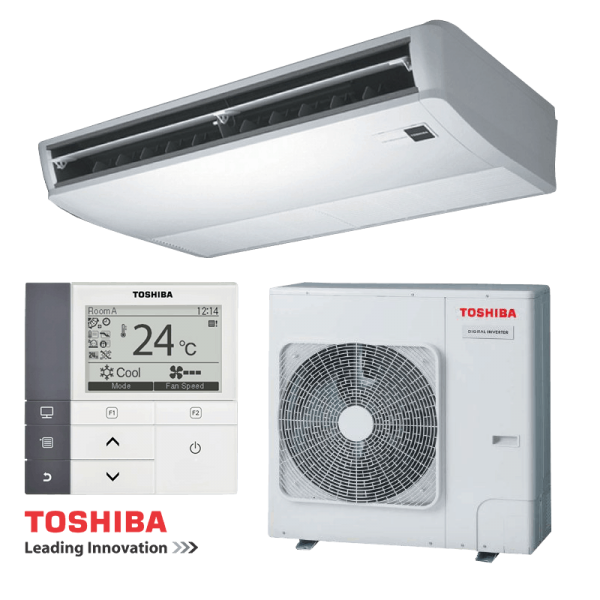 Таванен климатик Toshiba RAV-SM1407CTP-E/RAV-SP1404AT8-E