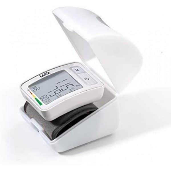 Автоматичен апарат за кръвно налягане за китка Laica BM7003 с Bluetooth