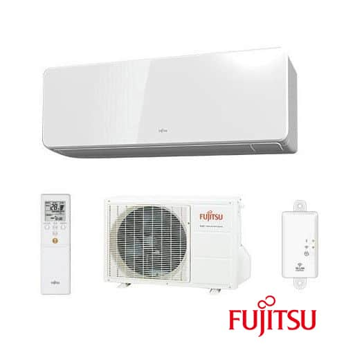 Хиперинверторен климатик Fujitsu ASYG12KGTA/AOYG12KGCA