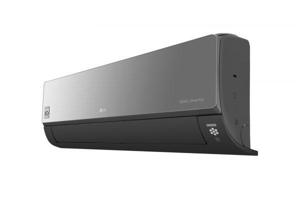 Инверторен климатик LG AC09BQ  Artcool Mirror Wi-Fi