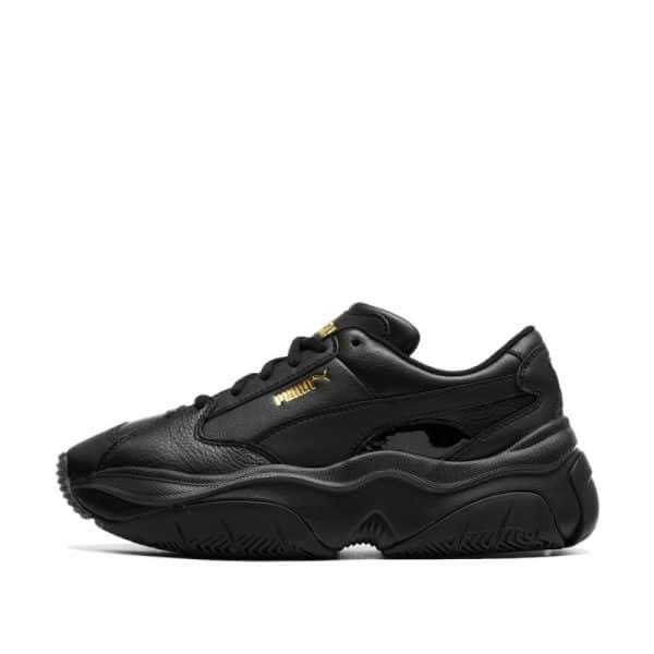 Puma Storm Y Leather