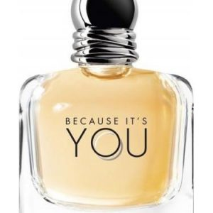 Giorgio Armani Because It's You парфюм за жени без опаковка EDP на супер цена от parfium.bg