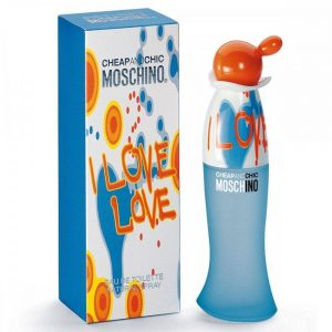 Moschino Cheap & Chic I Love Love парфюм за жени EDT на супер цена от parfium.bg