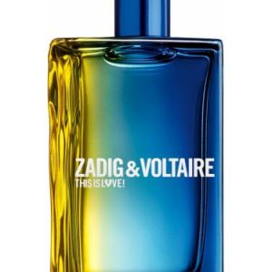 Zadig & Voltaire This is Love For Him Парфюм за мъже EDT на супер цена от parfium.bg