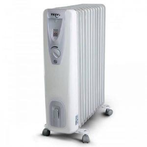 Маслен радиатор TESY CB 2512 E01 R 2500W