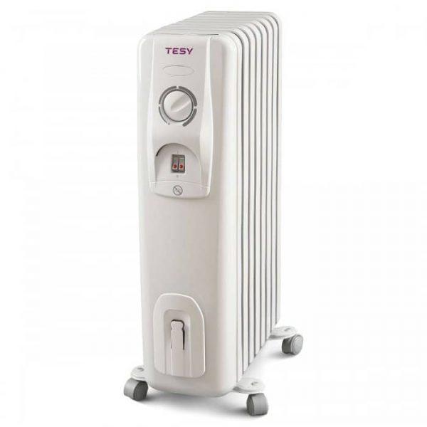 Маслен радиатор TESY CC 2510 E05 R 2500W