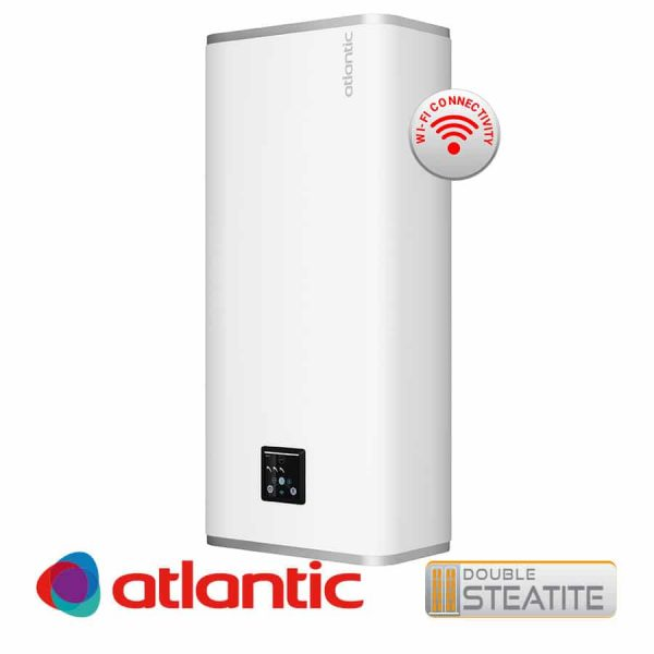 Електрически бойлер Atlantic Vertigo Steatite Wi-Fi 100