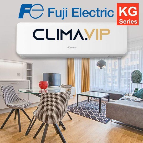 Хиперинверторен климатик Fuji Electric RSG12KGTB/ROG12KGCA
