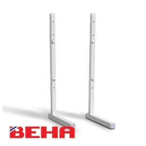 Крачета за подов монтаж на електрически конвектори BEHA